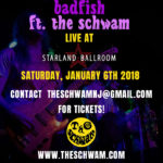 the schwam at starland ballroom with badfish